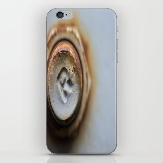 R Bolted iPhone Skin