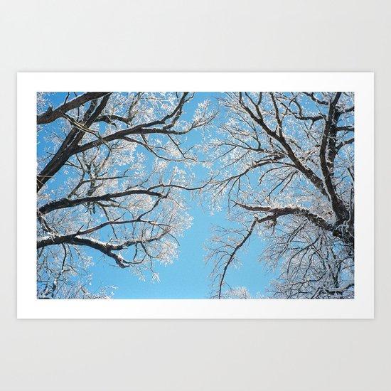 February I Art Print