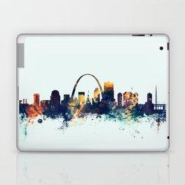 St Louis Missouri Skyline Laptop & iPad Skin