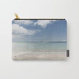 Dream beach Sea Ocean Summer Maritime Navy Carry-All Pouch