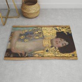 Gustav Klimt - Judith and the Head of Holofernes Rug