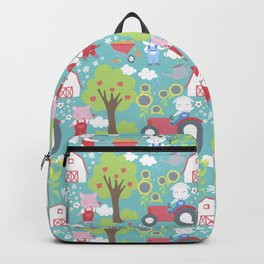 Farm Life Backpack