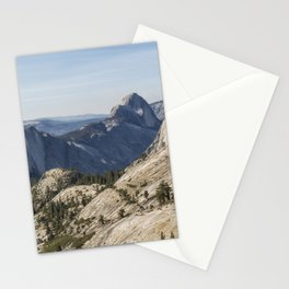 The Other Side of Half Dome Stationery Cards