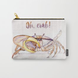 Oh, crab! Carry-All Pouch