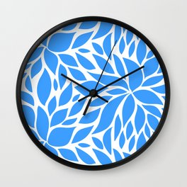 Bloom - Dodger Wall Clock