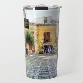 Erice art 3 Travel Mug