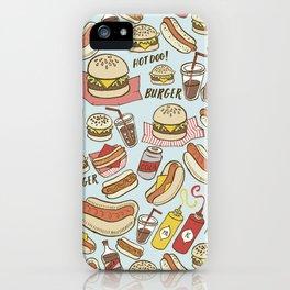BBQ iPhone Case