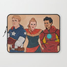 Let Them Be Friends  Laptop Sleeve