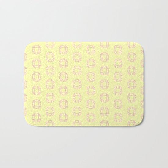 Happy Cushion Gems Bath Mat