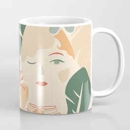 Lost in urban joungle Coffee Mug