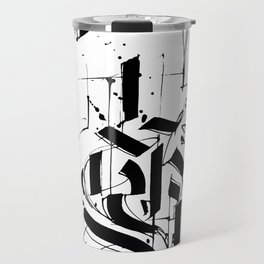 CALLIGRAPHY N°6 ZV Travel Mug