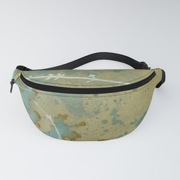 Geography Fanny Pack