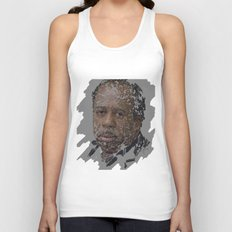 Stanley Hudson, The Office Unisex Tank Top