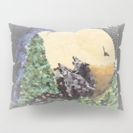 Harmony At Moonrise Pillow Sham