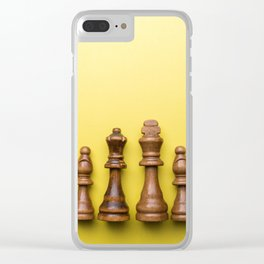Chess Clear iPhone Case