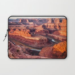 Dead Horse Point Sunrise Laptop Sleeve