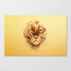 KITTEE Canvas Print
