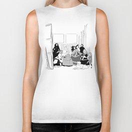 Las Meninas Biker Tank