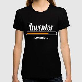 Inventor Loading T-shirt