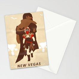 New Vegas Stationery Cards