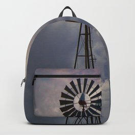 Wind and Weather Backpack