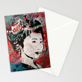 Don´t stop till Tokyo Stationery Cards