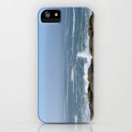Splashing Up iPhone Case