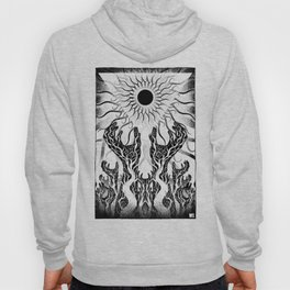 A Sun That Never Sets Hoody