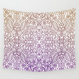 Decorative Pattern 2 Wall Tapestry