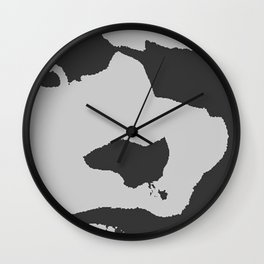 It's Just One of Those Daze Wall Clock