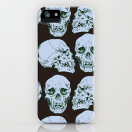 Lycanthrope [dark] iPhone Case