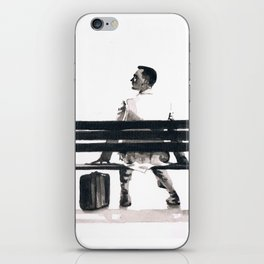 Forrest Gump iPhone Skin
