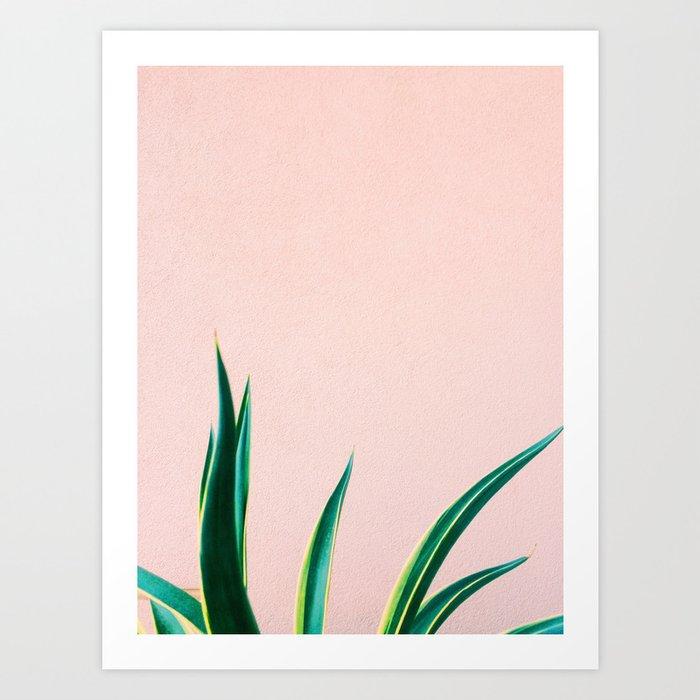 Jungalow Vibe Art Print