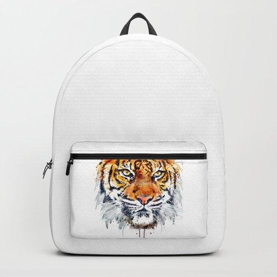 Tiger Face Close-up Backpack