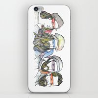 renaissance iPhone & iPod Skins featuring Renaissance;) by dareba