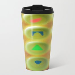 Hazy Puzzle Travel Mug