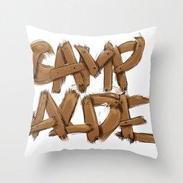 CC! Throw Pillow