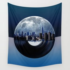 new york  city music 2 Wall Tapestry