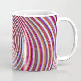 Neon hypnosis Coffee Mug
