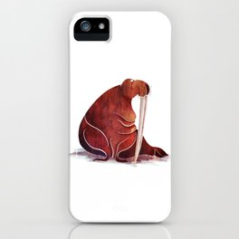 Walrus iPhone Case