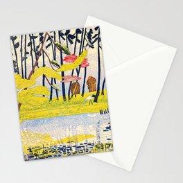 Arisugawa-no-miya Memorial Park - Digital Remastered Edition Stationery Cards