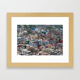 Dreaming of Pueblos Framed Art Print
