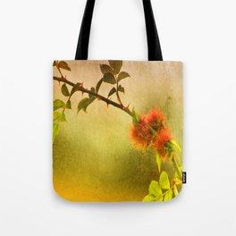Robin's Pincushion Tote Bag