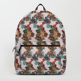 Harmonic Flower Creatures Backpack