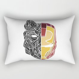 Game Of Thrones / Iron Man: Stark Family Rectangular Pillow