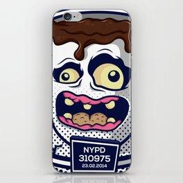 Coffee Robber iPhone Skin