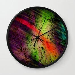 color moments Wall Clock