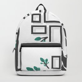 Tree Frame Backpack