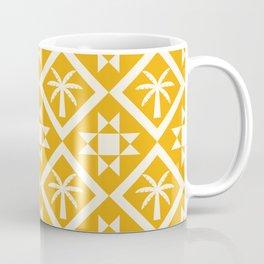 Bohemian Geometric Pattern 03B Coffee Mug