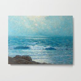 Granville Redmond - Morning on the Pacific Metal Print